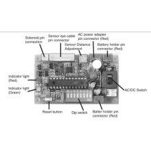 Commercial control module (closet)