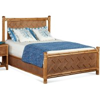 Summer Retreat Chippendale Bed Product Image