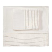 Fountain Sheet Set and Cases, IVORY, KG