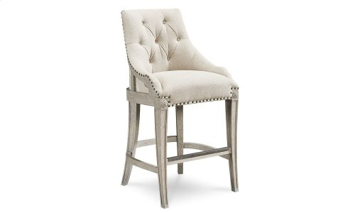 Arch Salvage Reeves Bar Chair - Mist