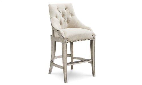 Arch Salvage Reeves Bar Chair - Mist