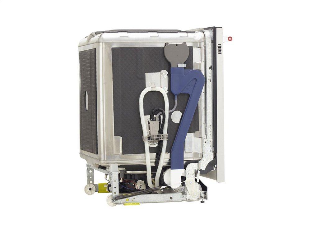 KDTM354ESS KitchenAid 44 dBA Dishwasher with Clean Water Wash System