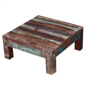Rainforest Foot Stool