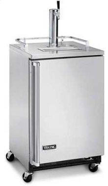 """24"""" Built-in Beverage Dispenser - VUBD (Solid door, built-in)"""