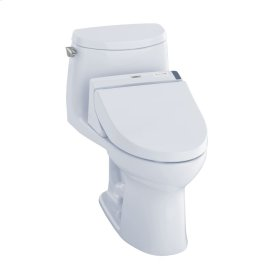 UltraMax II 1G WASHLET®+ C200 One-Piece Toilet - 1.0 GPF - Cotton