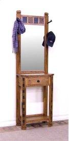 Sedona Hat Rack W/slate Product Image