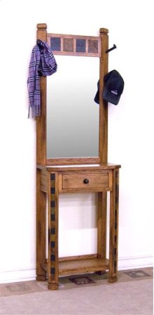 Sedona Hat Rack W/slate