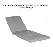 Optional Cushion only for St Barths Chaise Lounge