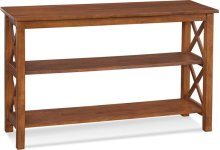 Compass Console Table