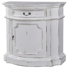 Roosevelt Bow Front Nightstand