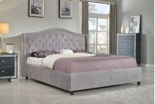 7548 Gray California King Bed
