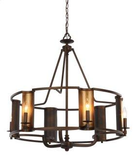 Candella 6-Light Chandelier