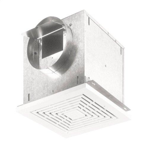 109 CFM High Capacity Ceiling Mount Ventilation Fan, 0.9 Sones, 120V