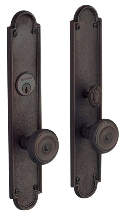 Venetian Bronze San Francisco Entrance Trim