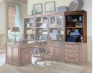 """Brookhaven 32"""" Open Hutch Product Image"""