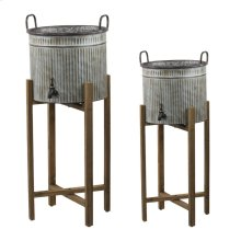 S/2 Plant Stand