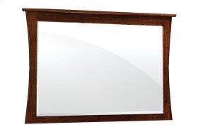 Garrett Mule Chest Mirror, Cherry