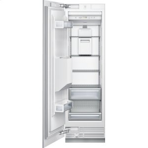 Thermador24 inch Freezer Column with External Ice and Water Dispenser T24ID800LP