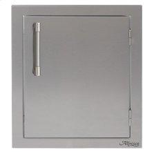 """17"""" Single Access Left Door"""
