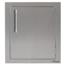 "17"" Single Access Left Door"