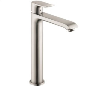 Brushed Nickel Single-Hole Faucet 200 with Pop-Up Drain, 1.2 GPM