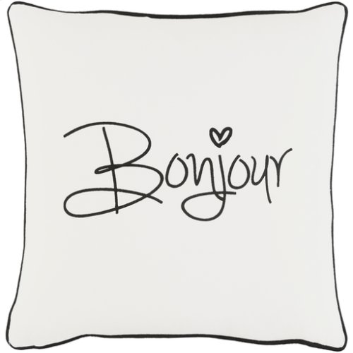 """Glyph GLYP-7109 18"""" x 18"""" Pillow Shell with Polyester Insert"""