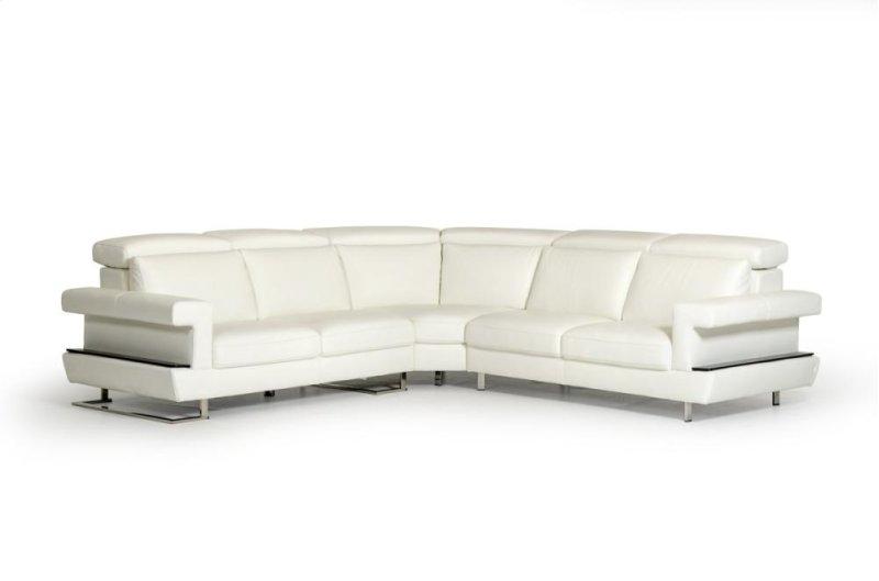 Vgntcrosbywht In By Vig Furniture In Neptune Nj Estro Salotti