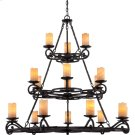 Armelle Chandelier in Imperial Bronze Product Image