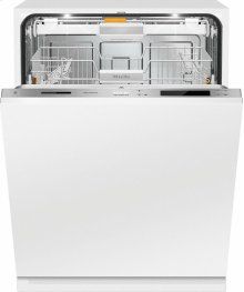 G 6987 SCVi K2O AM Fully-integrated, full-size dishwasher with hidden control panel, 3D+ cutlery tray, Knock2open and custom panel ready