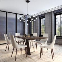 Drake/Cora 7pc Dining Set
