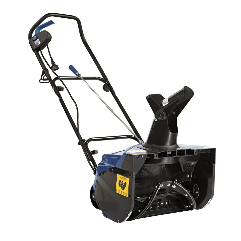 Snow Joe SJ620 Electric Single Stage Snow Thrower  18-Inch  13.5 Amp Motor