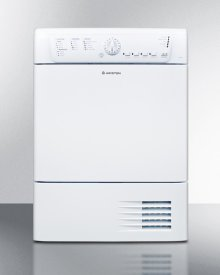 """24"""" Wide ADA Compliant 220v Condensing Dryer Built By Ariston"""