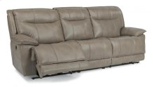 Bliss Fabric Power Reclining Sofa