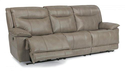 Bliss Fabric Power Reclining Sofa