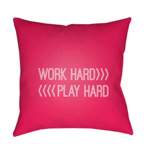 "Work Play QTE-030 18"" x 18"""