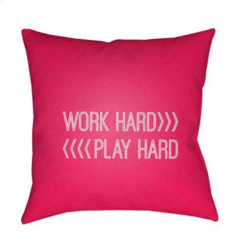 "Work Play QTE-030 20"" x 20"""