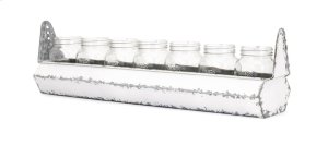 Orman Tray with Jars