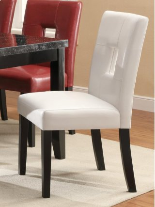 Master Dining Chair White