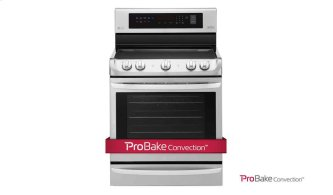 6.3 Cu. Ft Electric Range With Probake Convection and Easyclean®
