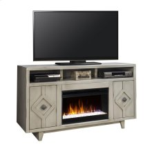 """Beverly 61"""" Fireplace Console"""