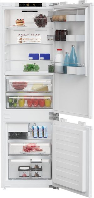 """24"""" 10.5 cuft fully integrated fridge with auto ice maker"""