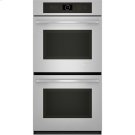 """Double Wall Oven, 27"""", Euro-Style Stainless Handle Product Image"""