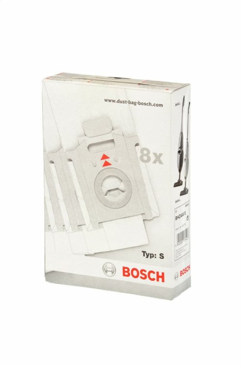 Vacuum Bag 8 Bags + 1 Micro-Hygiene Filter