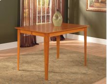 Montreal Pub Table 36x60 in Caramel Latte