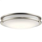 "LED 17.75"" Flush Mount NI Product Image"