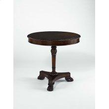 Wellington Court Lamp Table