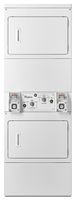 Whirlpool(R) Commercial Single Load, Super Capacity Stack Dryer