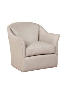 Vivian Swivel Chair - Cavalier Ecru