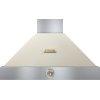 Hood DECO 36'' Cream matte, Gold 1 power blower, analog control, baffle filters