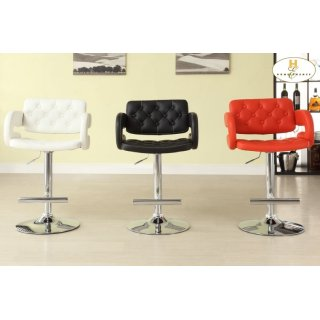 Ride Black Airlift Swivel Stool